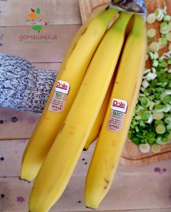Банани органични