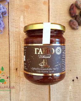 Какаово-лешникова паста Гайо