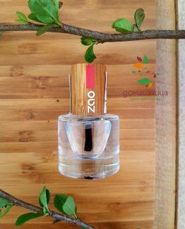Zao organic Tоп лак за нокти 636