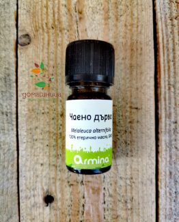 Етерично масло от чаено дърво био Armina
