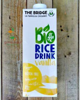 Оризова напитка с ванилия The Bridge