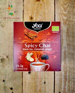 Пикантен чай Yogi Tea