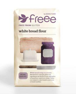 Бяло брашно без глутен Doves farm