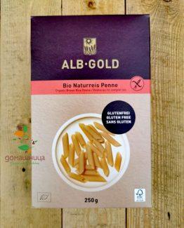 Пене от кафяв ориз био  ALB Gold