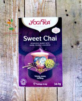 био сладък чай Yogi Tea
