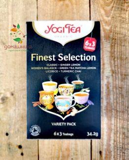 Специална селекция чай Yogi Tea