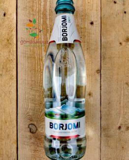 Естествено газирана вода Боржоми