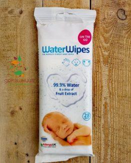 Почистваши мокри кърпи Water Wipes