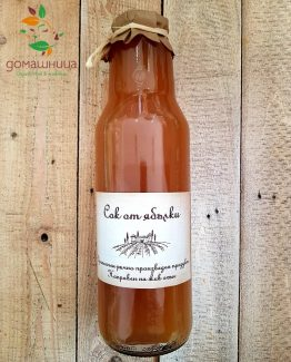 сок от ябълки манастира