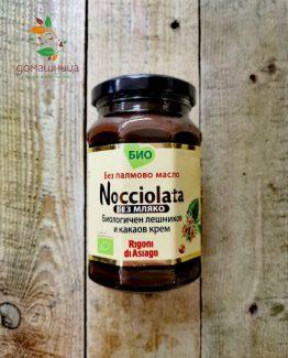 какаов крем био Nocciolata