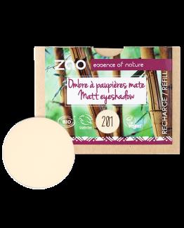 Матови-био-сенки-за-очи-пълнител-Zao-Organic-201-1