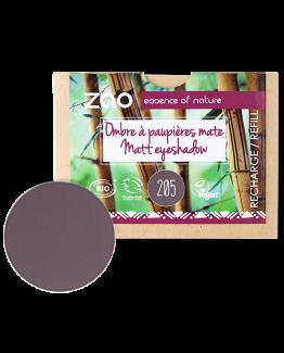 Матови-био-сенки-за-очи-пълнител-Zao-Organic-205