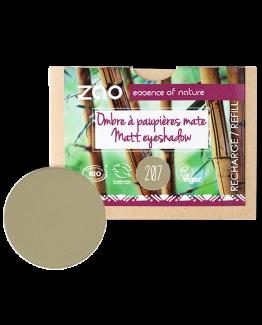 Матови-био-сенки-за-очи-пълнител-Zao-Organic-207