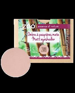 Матови-био-сенки-за-очи-пълнител-Zao-Organic-208