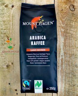 Био кафе Арабика на зърна Mount Hagen