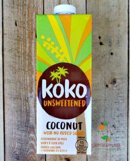 Кокосова напитка без захар Koko