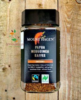 Био инстантно кафе Mount Hagen