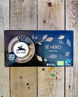 Черен чай Alce Nero