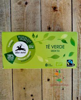 Зелен чай Alce Nero