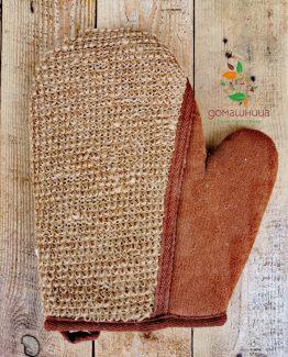 Ръкавица за баня от естествен сизал Magnum Natural