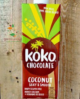 Кокосова напитка с Шоколад и Калций