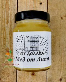 Липов мед От Долапа