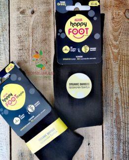 Чорапи от био бамбук Happy Foottopia