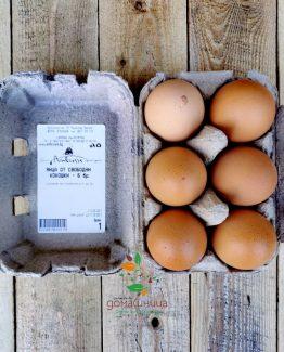 Био яйца Ферма Амброзия