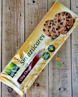 Бисквити с парченца шоколад без захар Gullon