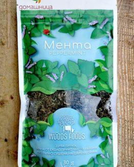 Чай Мента Woods Foods