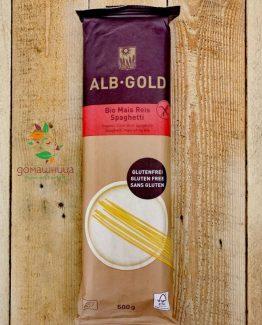 Спагети от царевица и ориз без глутен био