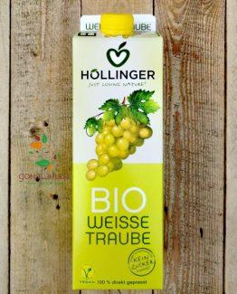 Натурален сок Грозде без захар био Hollinger