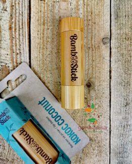 Балсам за устни Кокос 5гр BambooStick