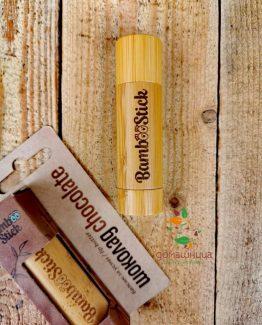 Балсам за устни Шоколад 5гр BambooStick