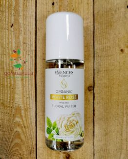 Бяла роза флорална вода био 140мл Essences Bulgaria (1)